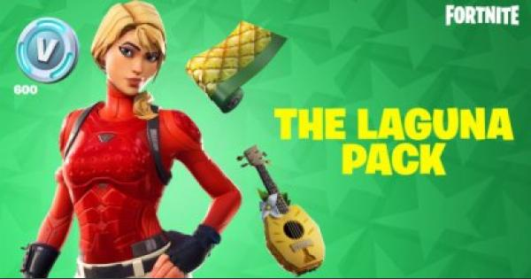 Fortnite | LAGUNA - Skin Review, Image & Shop Price