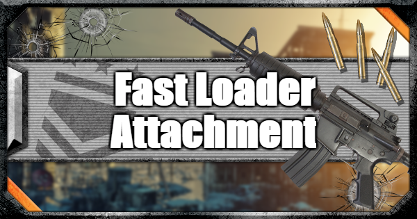 CoD: BO4 | Fast Loader Attachment - Stat Changes & Equippable Weapons | Call of Duty: Black Ops 4 - GameWith