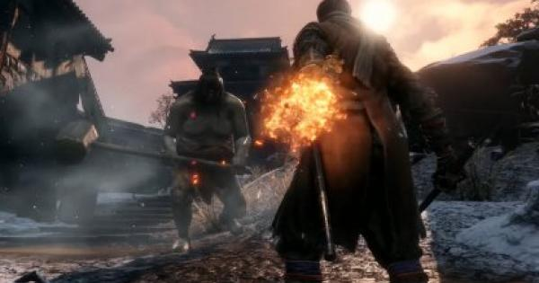 SEKIRO | Flame Vent - Where To Get & How To Use - GameWith