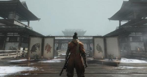 SEKIRO | Temple Grounds ~ vs. Folding Screen Monkeys