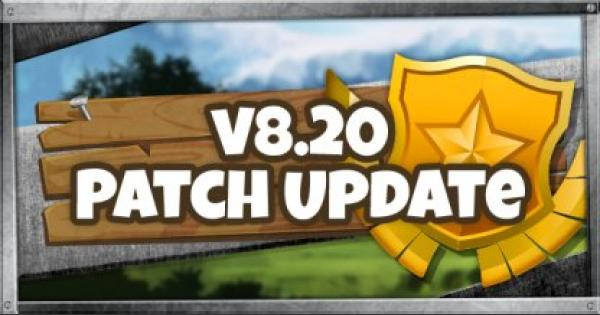 Fortnite | v8 20 Patch Update - Mar  27, 2019