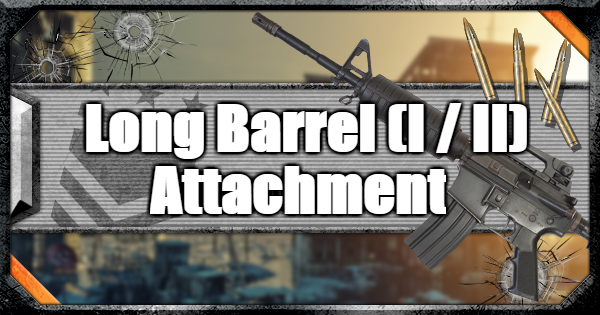 CoD: BO4 | Long Barrel (I / II) Attachment - Stat Changes & Weapons | Call of Duty: Black Ops 4