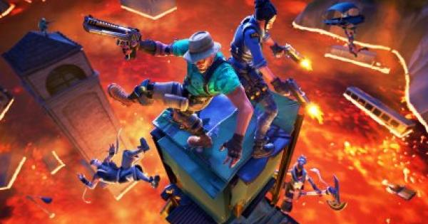 Fortnite | The Floor is Lava: LTM: Gameplay Tips And Guides - GameWith