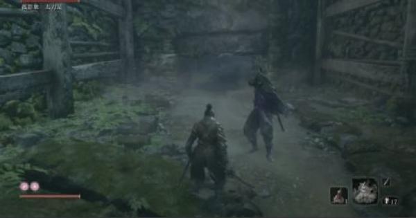 SEKIRO | How To Beat Lone Shadow Longswordsman - GameWith