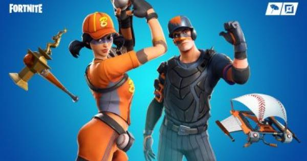Fortnite | FASTBALL Skin - Set & Styles - GameWith
