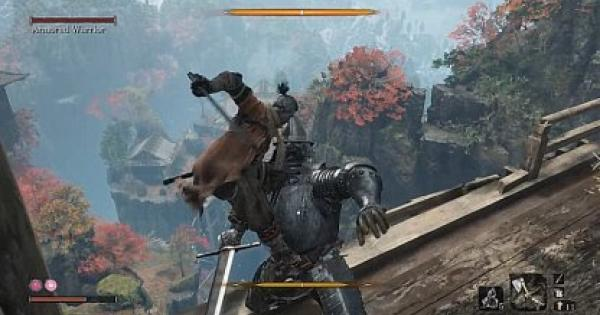 SEKIRO | How To Beat Armored Warrior