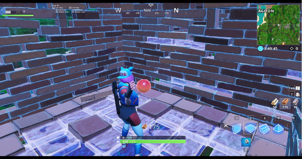 Fortnite   Get 15 Bounces in a Single Throw with Bouncy Ball (Week 5) - GameWith