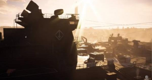 Division2 | New Stronghold: Tidal Basin - Release Date & Update Summary