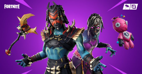Fortnite | NIGHTWITCH Skin - Set & Styles - GameWith