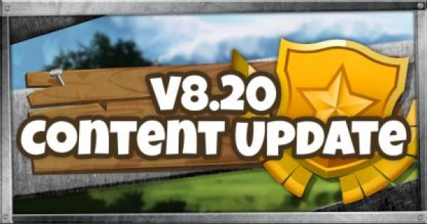 Fortnite | v8.20 Content Update - April 2, 2019 - GameWith