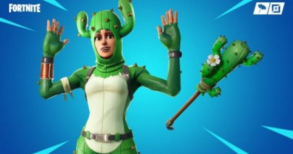 Fortnite | PRICKLY PATROLLER - Skin Review, Image & Shop Price