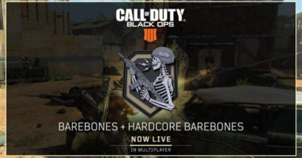 CoD: BO4 | Apr. 4 Update - Barebones Healing, Stability Fixes & More | Call of Duty: Black Ops 4 - GameWith