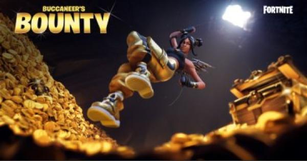 Fortnite | Buccaneer's Bounty Event Guide - Challenge & Rewards List - GameWith