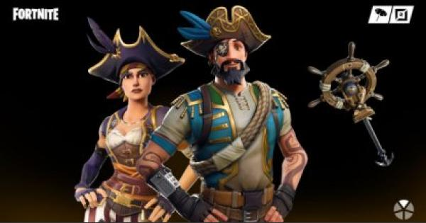 Fortnite | BUCCANEER - Skin Review, Image & Shop Price