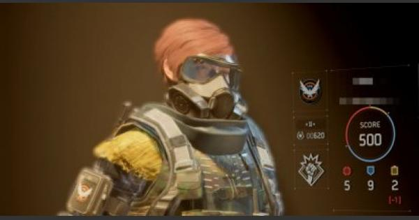 Division2 | True Patriot: Gear Set Guide - Stats, Talents, & How To Get - GameWith