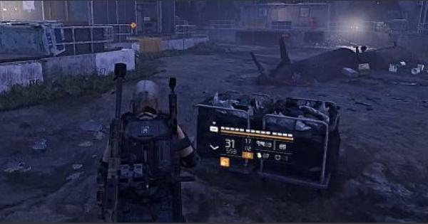 Division2 | Drone Crash Site - Side Mission Walkthrough