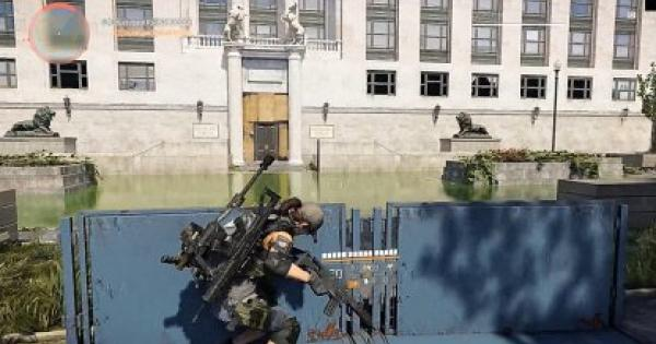 Division2 | Rayburn House - Side Mission Walkthrough