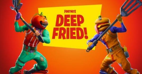 Fortnite | Food Fight - Deep Fried LTM: Gameplay Tips And Guides - GameWith