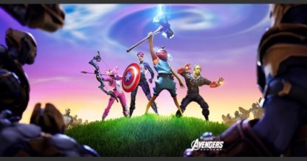 Fortnite | Avengers Endgame Event - LTM, Challenges & Rewards - GameWith