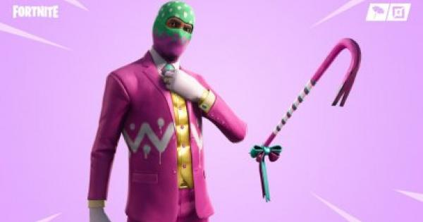 Fortnite | HOPPER Skin - Set & Styles - GameWith