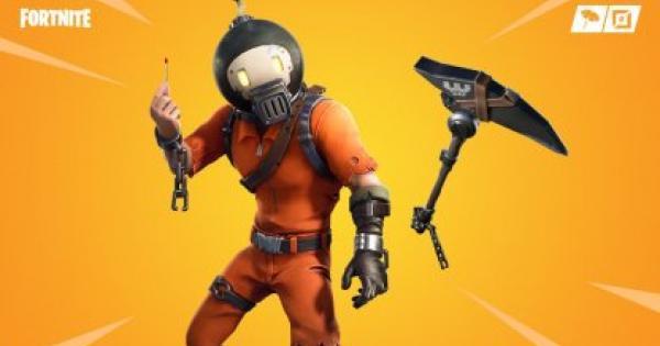 Fortnite   SPLODE Skin - Set & Styles - GameWith