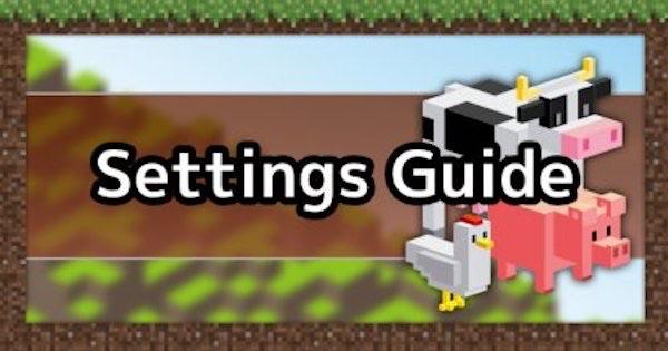 Game Settings Guide - Details & Options | Minecraft Mod Guide - GameWith