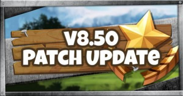 Fortnite | v8.50 Patch Update - April 25, 2019 - GameWith