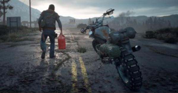 Days Gone | How To Repair Drifter Bike & Find Fuel - Guide & Tips