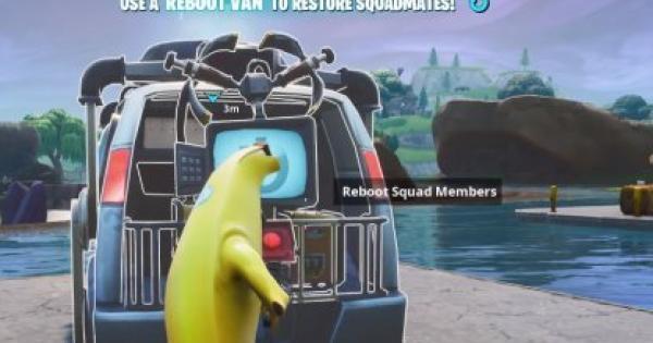 Fortnite | Revive A Teammate At A Reboot Van Challenge (Week 9) - GameWith