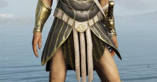 Assassin's Creed Odyssey | Demigod Set - How to Get & Armor Stats