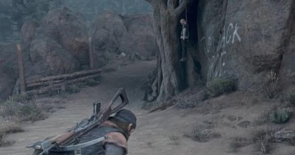 Days Gone   Belknap Caves Ambush Camp - Story Mission Walkthrough - GameWith