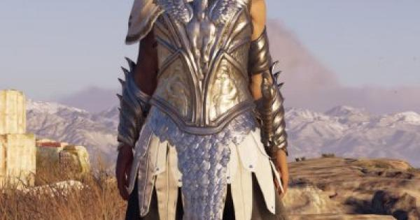 Pegasos Armor Set - How to Get & Armor Stats - Assassin's Creed Odyssey