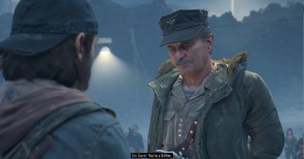Days Gone | I Don't Have A Pic - Story Mission Walkthrough - GameWith