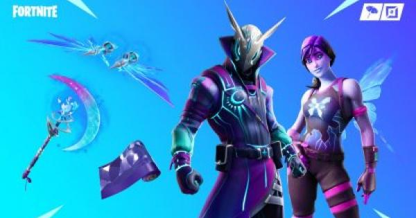 Fortnite | LUMINOS Skin - Set & Styles - GameWith