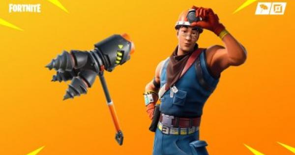 Fortnite | COLE Skin - Set & Styles - GameWith