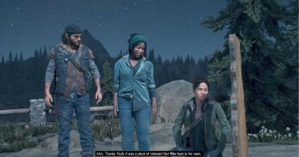 Days Gone | For The Benefit Of Others - Storyline Mission Walkthrough