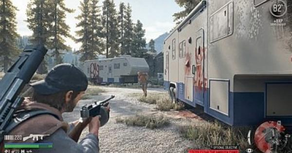 Days Gone | Redwood RV Park Ambush Camp - Story Mission Walkthrough - GameWith
