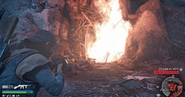 Days Gone | Tumblebug River Infestation - Story Mission Walkthrough - GameWith