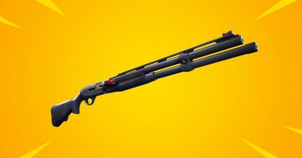 Fortnite | Combat Shotgun - Damage & Stats - GameWith
