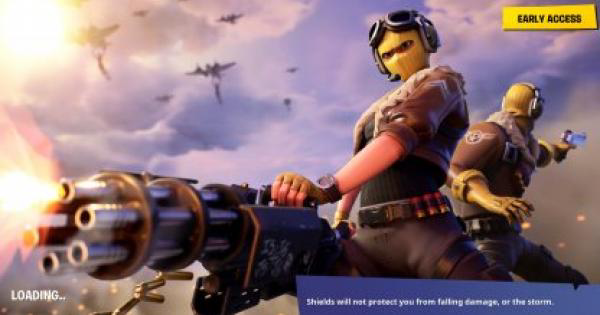 Fortnite | Season 9 Week 1 Secret Battle Star Location & Loading Screen