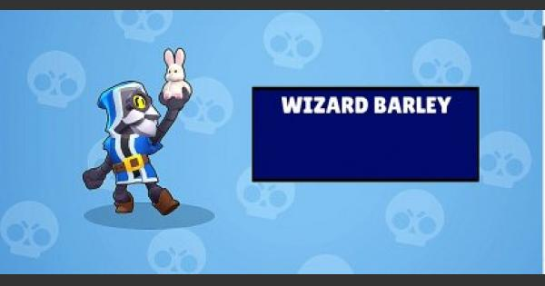 Brawl Stars | How to Get the Wizard Barley Free Skin - GameWith