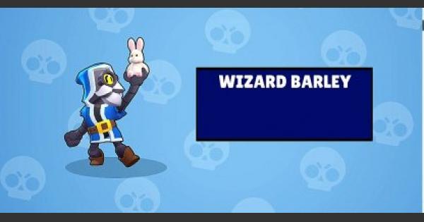 Brawl Stars | How to Get the Wizard Barley Free Skin