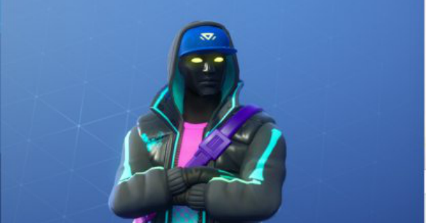 Fortnite | CRYPTIC Skin - Set & Styles - GameWith