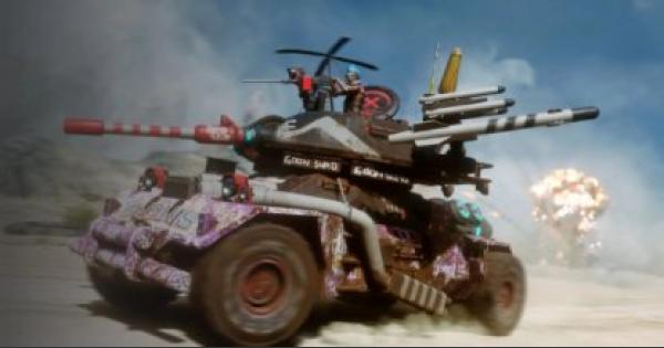 RAGE 2 | All Vehicle List - How To Unlock Vehicles Guide - GameWith