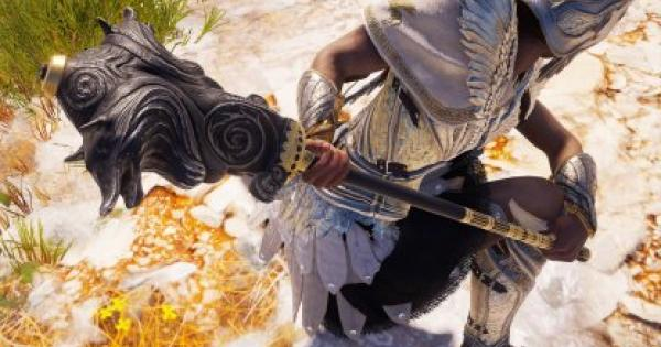 Typhon's Mace - How to Get & Weapon Stats - Assassin's Creed Odyssey