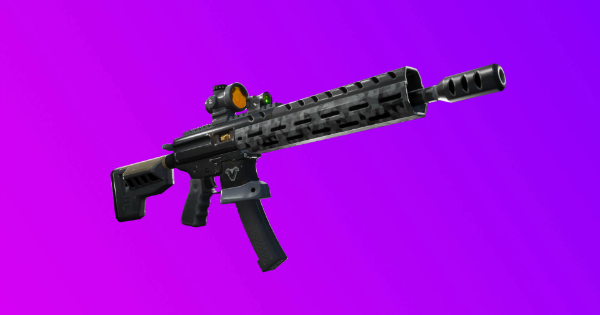 Fortnite | Tactical Assault Rifle - Damage & Stats - GameWith
