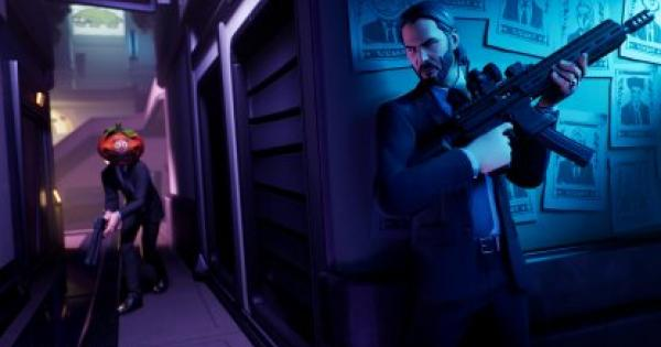 Fortnite | Wick's Bounty Mode - John Wick 3 Collaboration LTM - GameWith