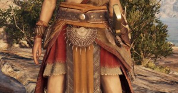 Assassin's Creed Odyssey | Master's Artemis Set - How to Get & Armor Stats