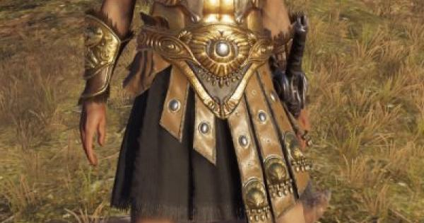 Greek Heroes Set - How to Get & Armor Stats - Assassin's Creed Odyssey