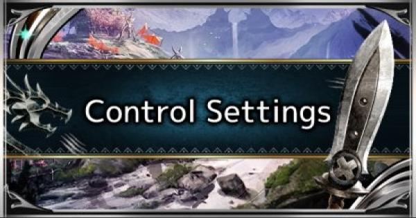 MHW: ICEBORNE | PS4 Controller Map & Recommended Options Settings